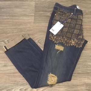 NWT! PAIGE Jimmy Jimmy Skinny Jeans